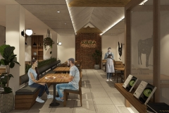 Abuba Dining Room