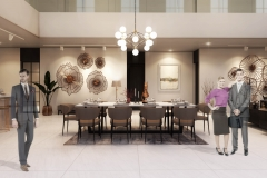 Bakti Residence Dining Room