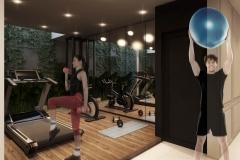 Bakti Residence Gym