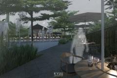 Bali Pavilion Swimming Pool