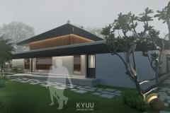 Bali Pavilion Facade