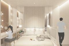 Interior Kamar Ibu dan Bayi