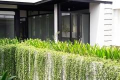 United Tractors Palembang - Roof Garden