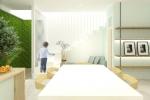 Interior Dining & Living Room Fajar