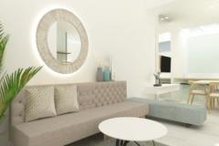 Rumah Tinggal Fajar Living Room