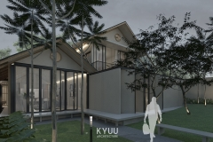 Vebby House Facade