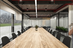 UT Palembang - Meeting Room