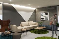 UT Palembang - Customer Lounge