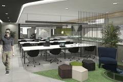 UT Palembang - Marketing Room
